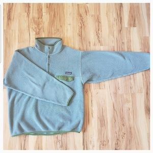 Patagonia Synchilla Fleece Pullover Jacket Size M